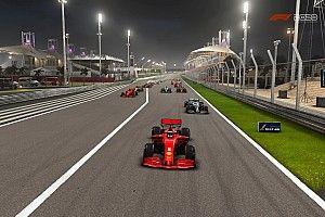 Russell wint Virtual GP van Brazilië, Haas pakt klassement