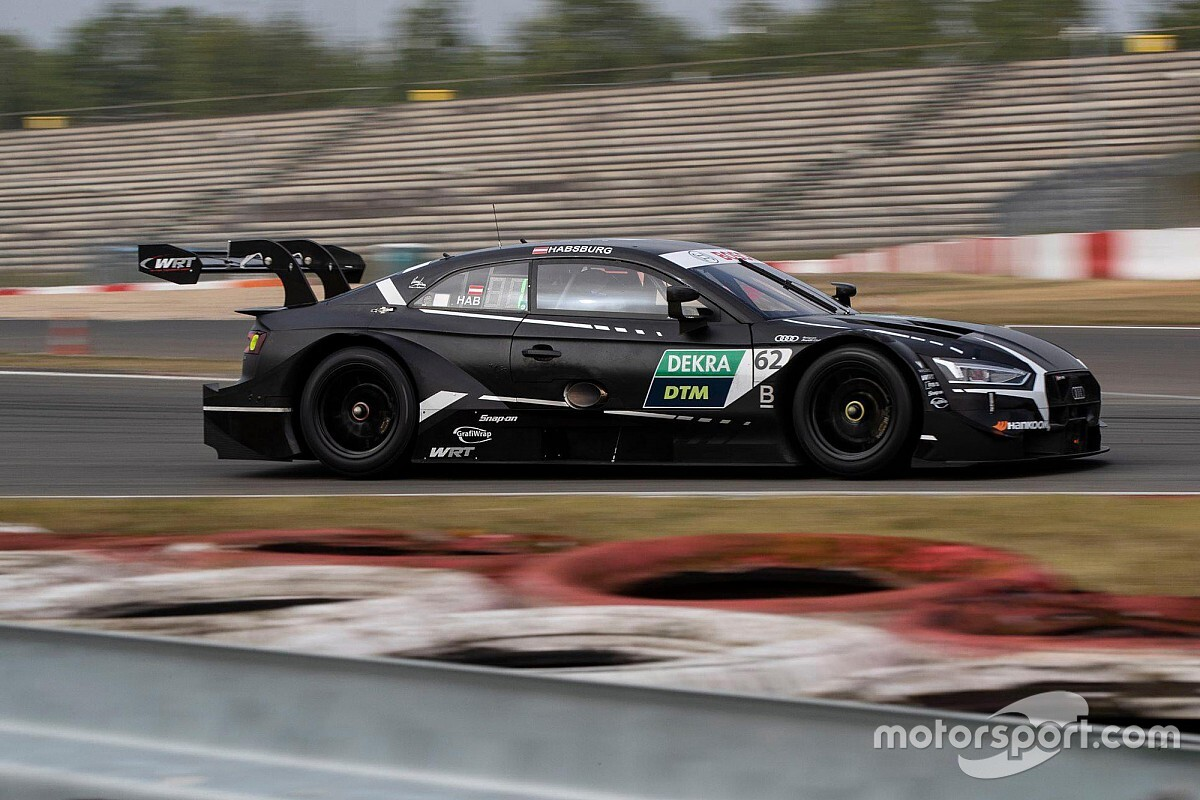 DTM, Test Nurburgring, Day 2: dominio di Habsburg con l'Audi