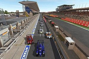Virtual Le Mans: seconda bandiera rossa, crash del server