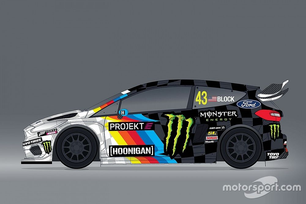 Ken Block to make World RX return in electric Ford Fiesta