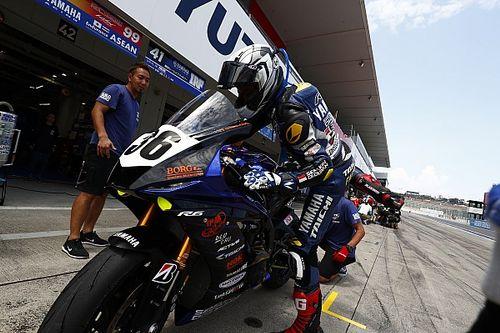 Suzuka 4 Hours: Faeroz bawa Yamaha pole position