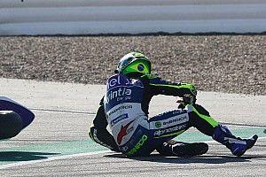 MotoE: Di Meglio vence; Granado tem largada espetacular, chega a liderar, mas sofre queda