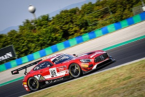 Hungaroring Blancpain: Marciello/Abril win, title race hots up