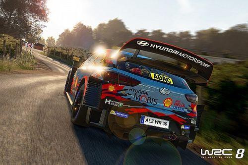 WRC 8 a fait un pas réussi vers la simulation