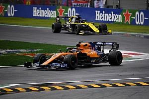 """Renault: """"Nuestro objetivo no era el mismo que el de McLaren"""""""