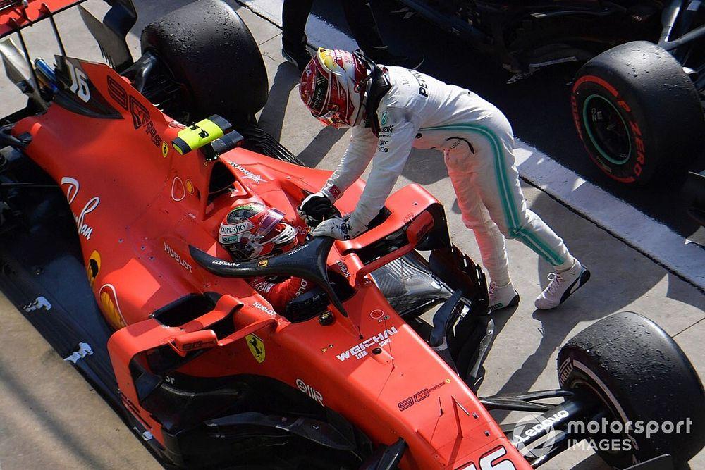 Leclerc: a Monza è nata una Stella. E' rossa Ferrari
