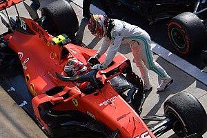 Would Hamilton switch to Ferrari in 2021?