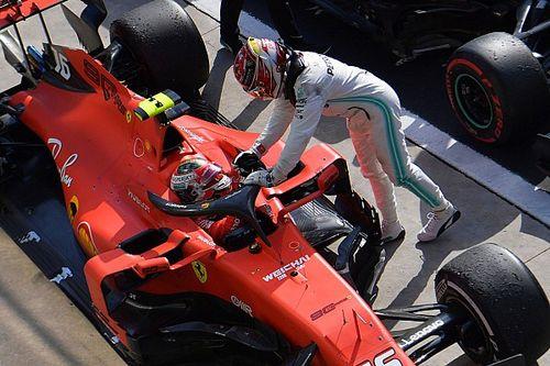 Леклер – как Хэмилтон, но хуже Хилла. Интересная статистика Гран При Италии