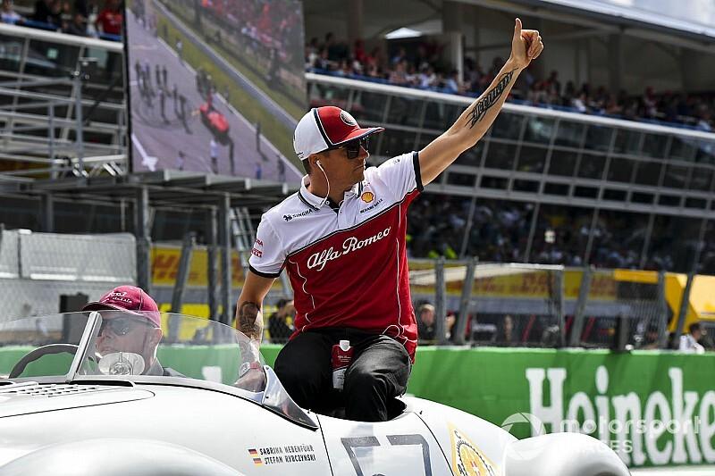 Räikkönen boldog, és ehhez nincs sok köze az F1-nek