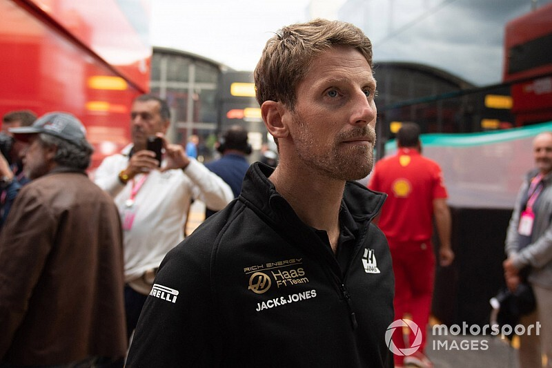 «У меня много планов после Формулы 1». Грожан задумался об уходе