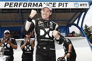 Toronto IndyCar: Pagenaud takes pole, rivals spin and struggle
