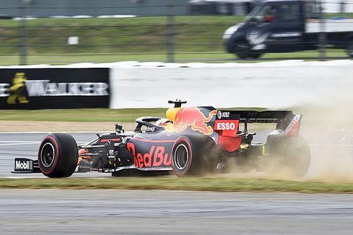 Verstappen 'aceita' desculpas de Vettel após batida na Inglaterra