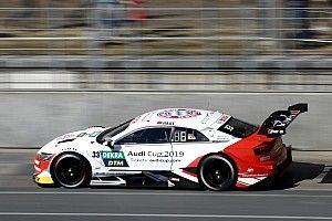 Раст выиграл субботнюю гонку DTM на «Норисринге», хотя в первый поворот вошел последним