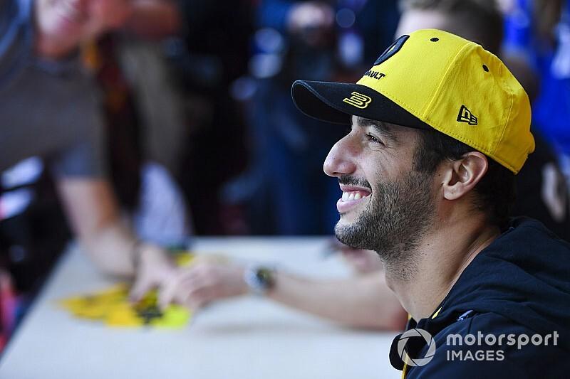 Hakkinen: Nem Ricciardo képességeivel van baj, hanem a Renault-val