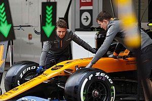 Standardowe hamulce nie trafią do F1