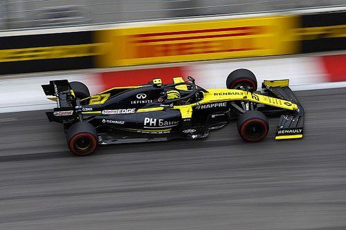 Ergebnis: Formel 1 Sotschi 2019, 3. Freies Training