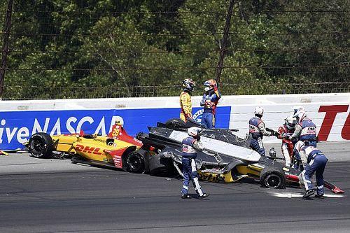 Massa critica a IndyCar por poner en peligro a los pilotos