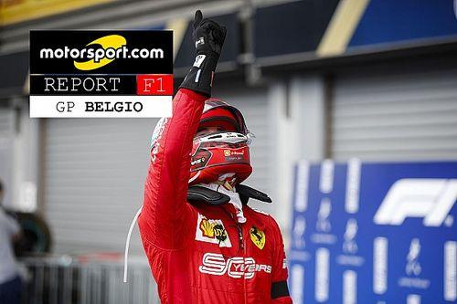 Motorsport Report F1: Leclerc re a Spa con Vettel gregario