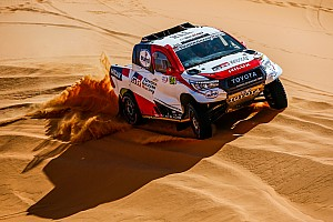 Alonso a effectué son ultime test avant le Dakar