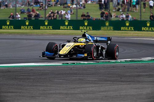 F2イギリスレース1:ギオット今季2勝目。松下は9位でレース2のPP獲得ならず