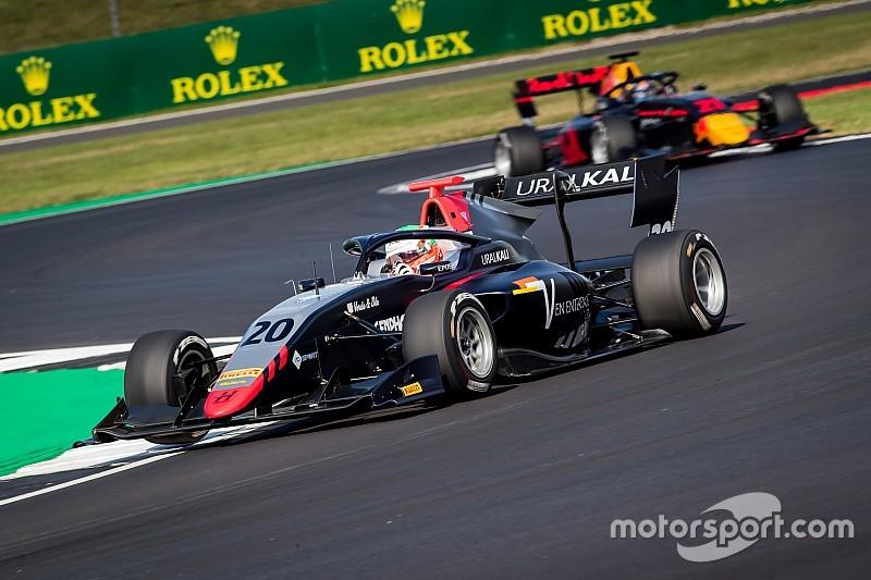 F3イギリス:レース2はプルチーニが初優勝。角田裕毅が7位でポイントゲット