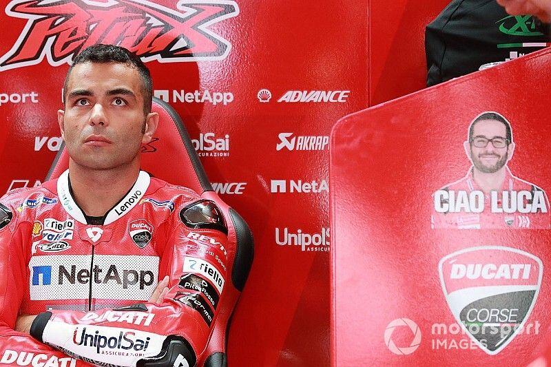 Petrucci ne veut plus de course comme celle de Brno