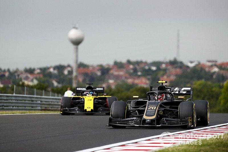 """Ricciardo: advertencia de FIA """"no fue suficiente"""" para Magnussen"""