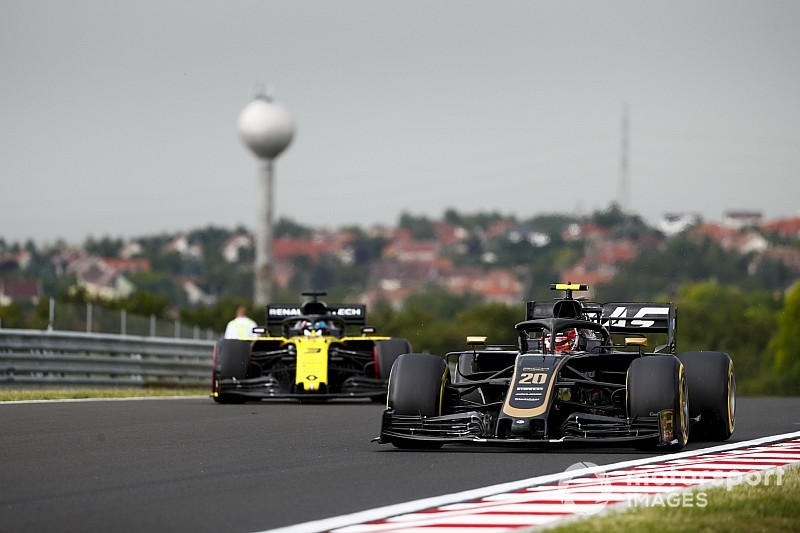 "Ricciardo: FIA warning ""not enough"" for Magnussen in Hungary"