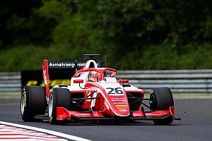 Армстронг выиграл вторую гонку Ф3 в Венгрии, Шварцман сошел