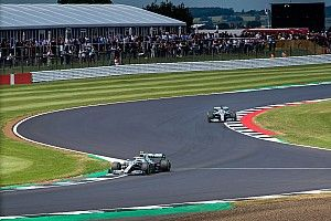 Reverse Silverstone F1 layout was never an option