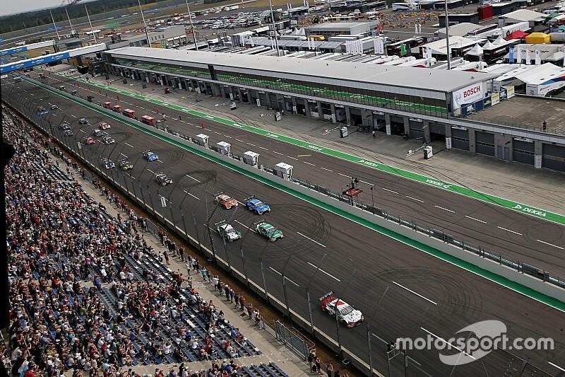 Berger says DTM won't host races without spectactors