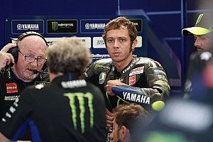 Rossi set to split with crew chief Galbusera
