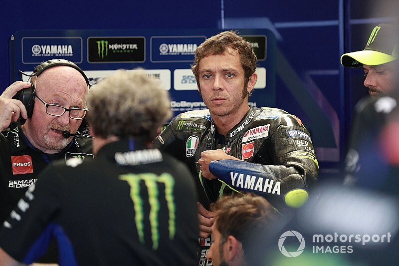 Rossi set to split with crew chief Galbusera
