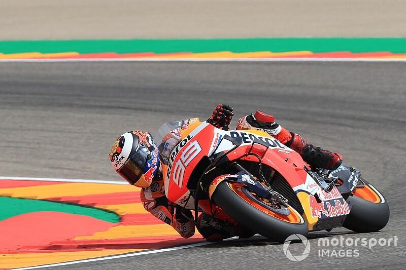 """Lorenzo: """"Il problema non è il fisico ma il feeling con la moto"""""""