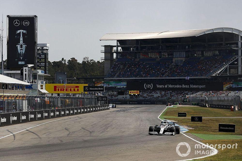 La F1 intensifie les discussions avec Hockenheim