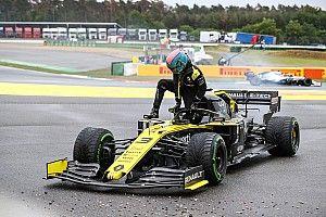 """Un GP d'Allemagne """"difficile à digérer"""" pour Renault"""