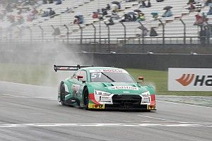 Muller gana bajo una lluvia torrencial en Hockenheim