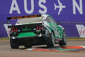 Supercars Mustang ballast changes explained