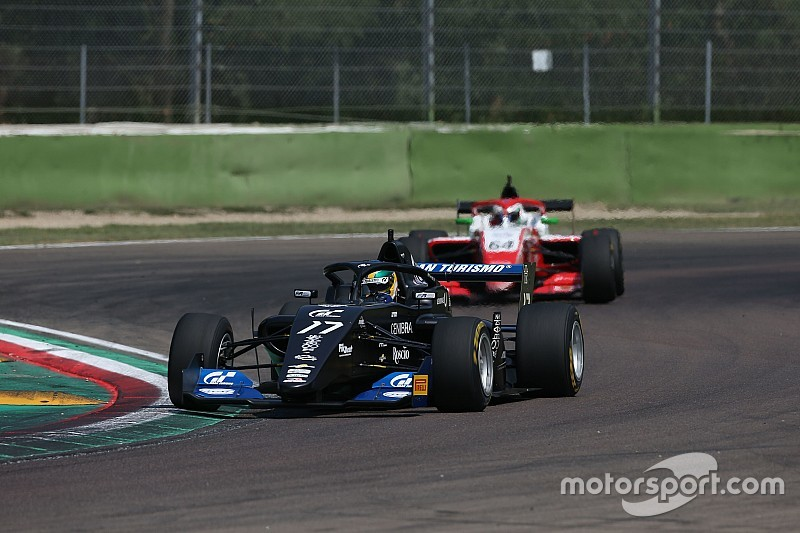 Gara 1: Fraga mantiene la posizione e vince ad Imola