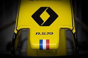 Renault a démarré le moteur de la R.S.20