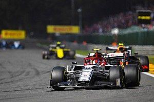 Vasseur: Giovinazzi's crash in Spa had einde carrière kunnen zijn