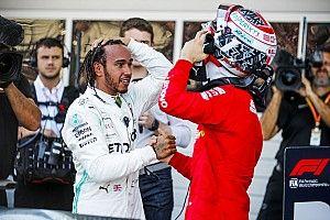 Hamilton: Ferrari erra ao forçar Leclerc como piloto número um
