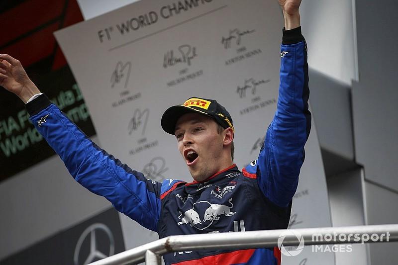 Toro Rosso: Reméljük, a következő dobogóig nem kell ennyit várnunk…
