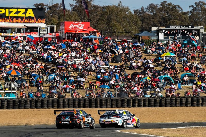Supercars set to call off Queensland swing