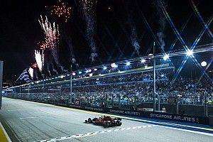 Pembatalan Buat Nasib F1 GP Singapura Tak Pasti