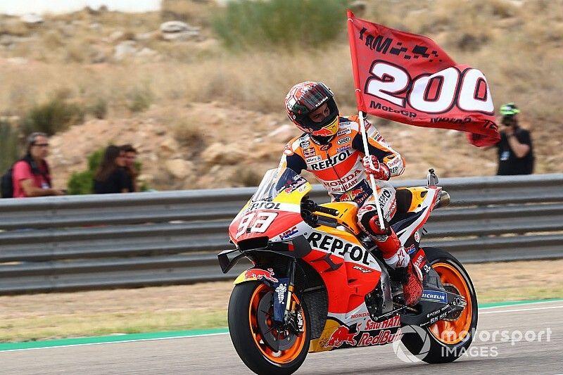 Márquez, inalcanzable en Motorland, con el título a tiro en Tailandia