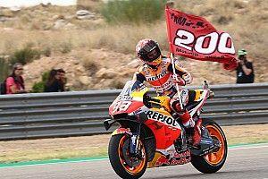 Magistrale Marquez domineert Grand Prix van Aragon