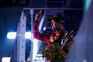 """Vettel: """"Sochi mi piace, è una delle piste più tecniche"""""""