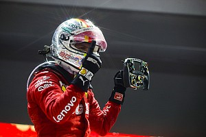 Fotogallery F1: la grande doppietta Ferrari al GP di Singapore