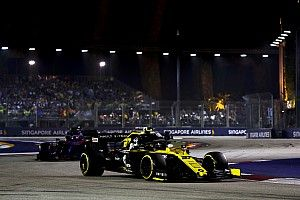 """Renault: """"P9 van Hülkenberg was schadebeperking tegen McLaren"""""""